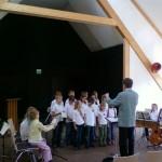 Kindersingwochenende 2009 in Schmiedeberg