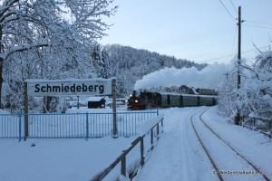 Kleinbahn in Schmiedeberg
